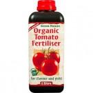 Biologische tomatenvoeding